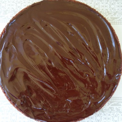 Chocolate Gateau with Chocolate Ganache
