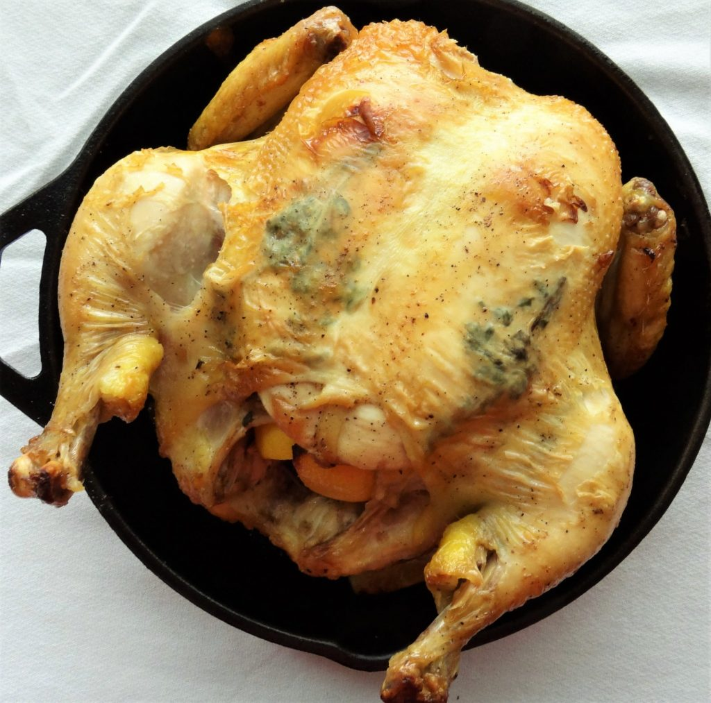 Ina's Roast Chicken