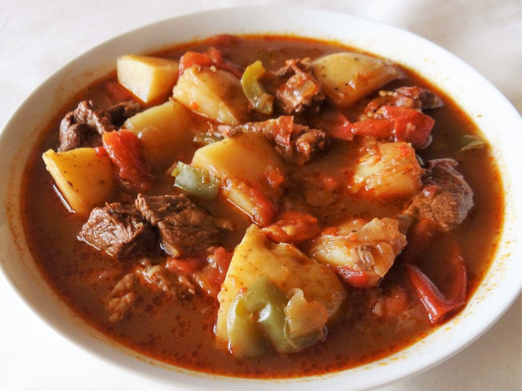 Hungarian Goulash The Memorable Kitchen
