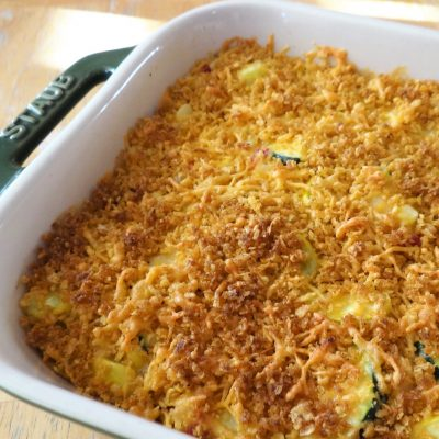 Southern Vegetable Casserole