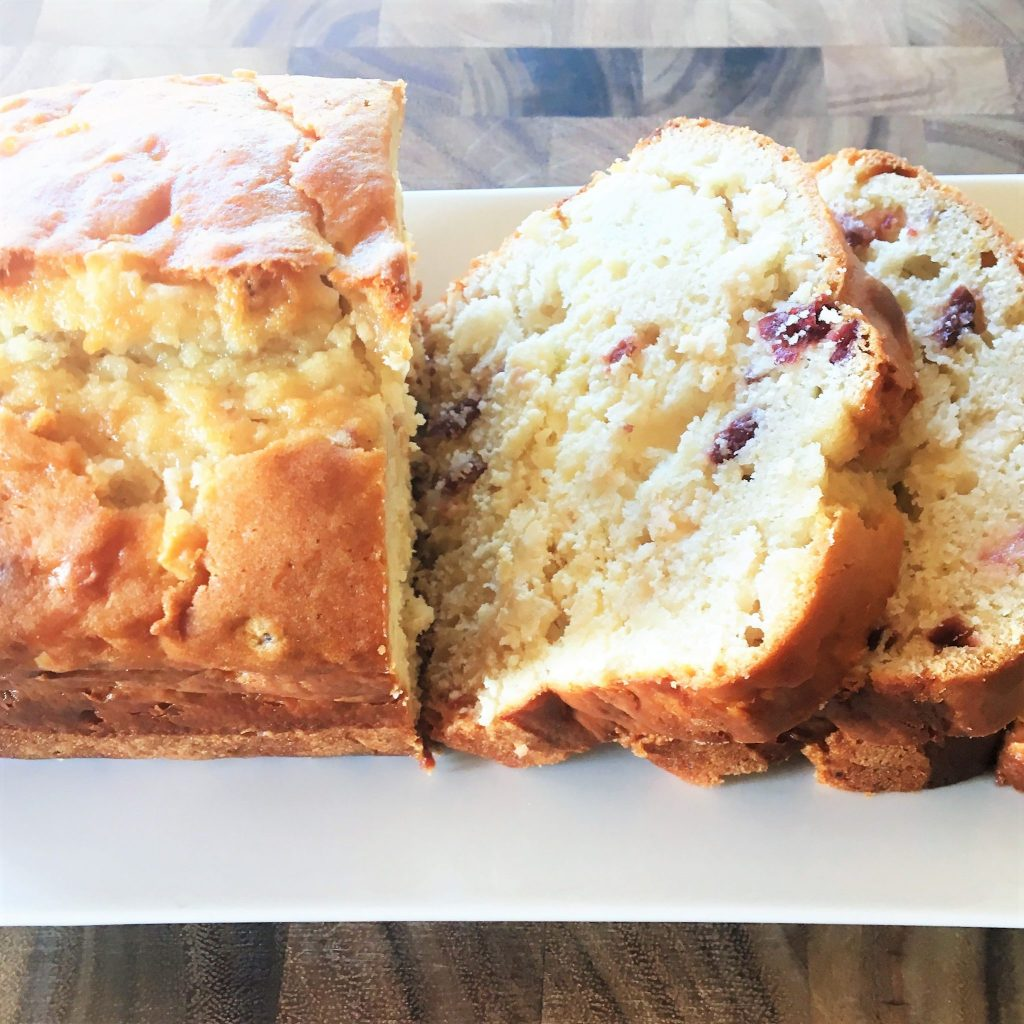 Rhona's Creamy Apple Almond Crunch Bread