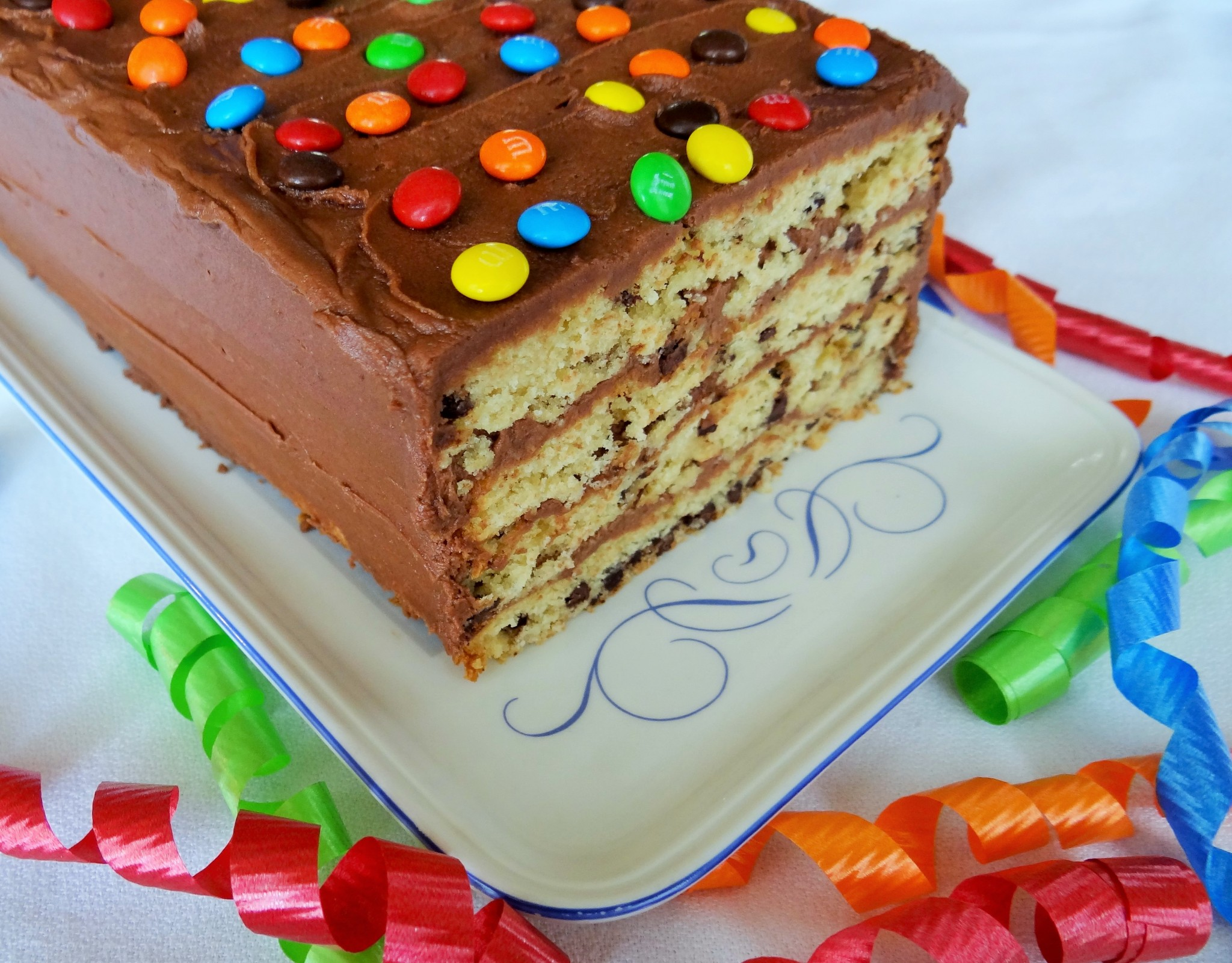 Cookie Cake With Tollhouse Recipe